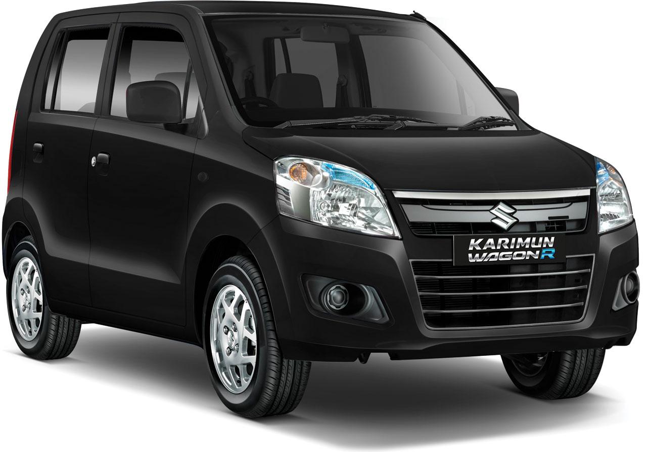 harga suzuki karimun-wagon-r-black